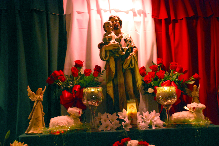 Feast of Saint Joseph at Anthony's