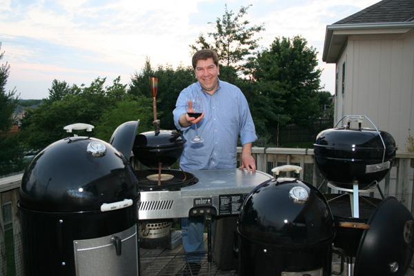 Craig Jones, Grill Mayor