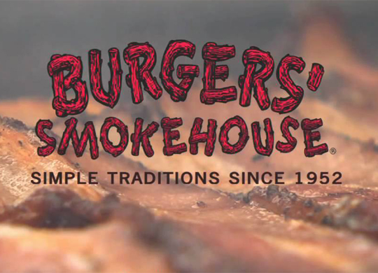 Burgers' Smokehouse, Fort Bacon and The House of Ham
