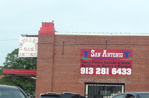 San Antonion tortilleria