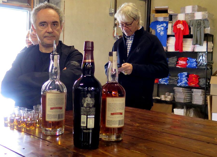 Pete Ferran Adria J Rieger Whiskey