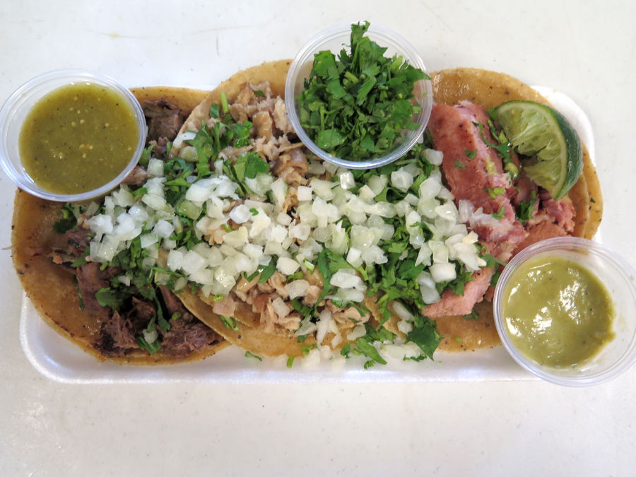 Tacos at Bichelmeyer Meats