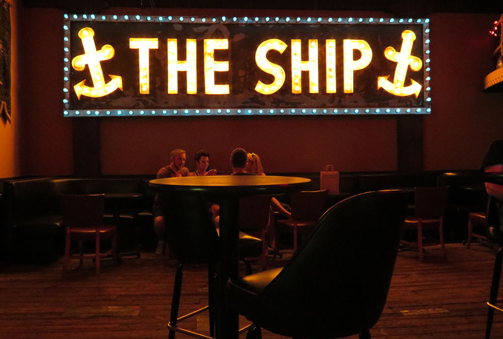 Magic Places in Kansas City:  The Ship