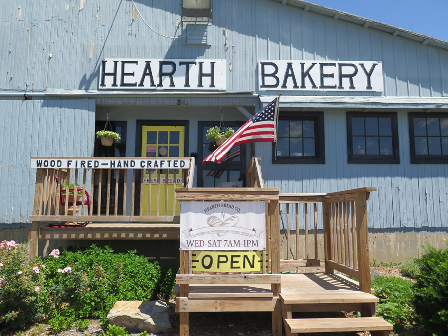 Hearth Baking Company